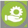 Eco Fuel Performance Icon